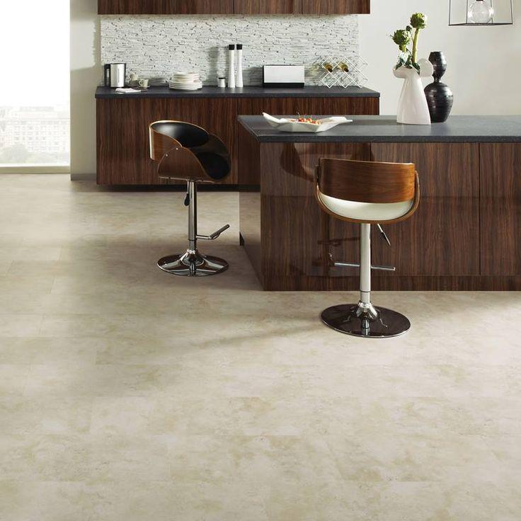 Natural Stone Effect Vinyl Flooring in Murlo Palio Clicby Karndean