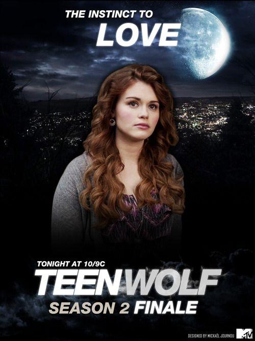 "Lydia - Teen Wolf Season 2 ""The Instinct to LOVE"""