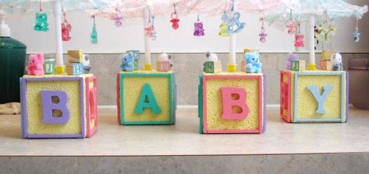 Como hacer jabones para baby shower con formas de helado | Manualidades para Baby Shower