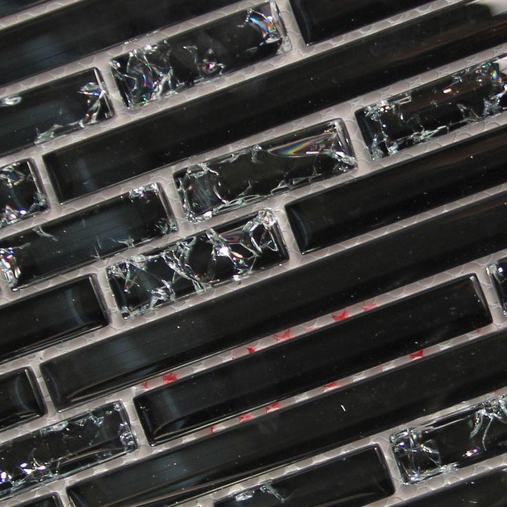 123 Best Images About Glass Backsplash Tile On Pinterest