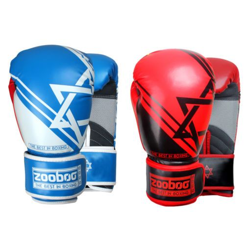 1 Pair of New Thai Boxing / Punching Gloves and Fitness Training Fight Practice