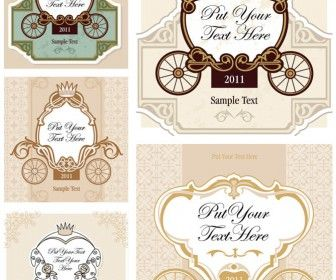 27 best free vectors images on pinterest free vector graphics classic wedding invitation card templates vector stopboris Gallery