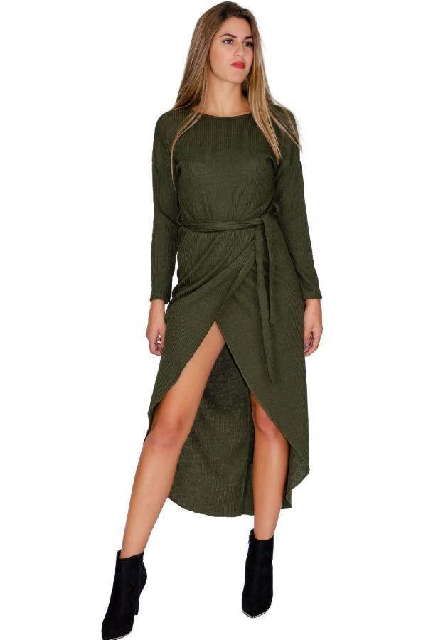 8d014d1af6ce Φόρεμα Miss Pinky midi πλεκτό φάκελος  fashionista  dress  girls  mystyle   outfit