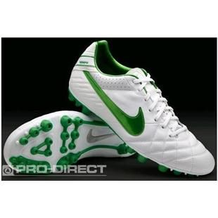 http://www.asneakers4u.com/ Wholesale Mens Soccer Cleats Nike Tiempo Legend IV Elite FG Soccer Cleats   White/Green