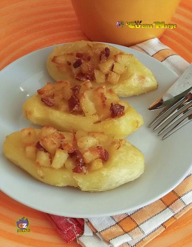 BARCHETTE DI PAPATE RIPIENE La ricetta di oggi è molto facile e veloce è un piatto che si può utilizzare in tanti modi..... http://blog.giallozafferano.it/lacucinadimarge/barchette-papate-ripiene/