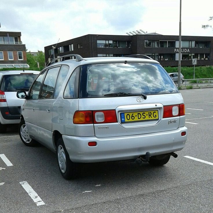 Toyota Picnic / 29-11-1999