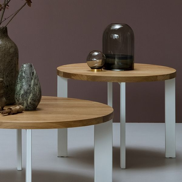 Tables Basses Design Rondes Duo Table Basse Table Basse Design