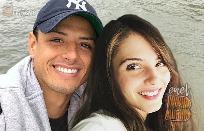 Chicharito y su nuevo amor defienden su romance (FOTOS)  #EnElBrasero  http://ift.tt/2v1CoAp  #andreaduro #chicharito