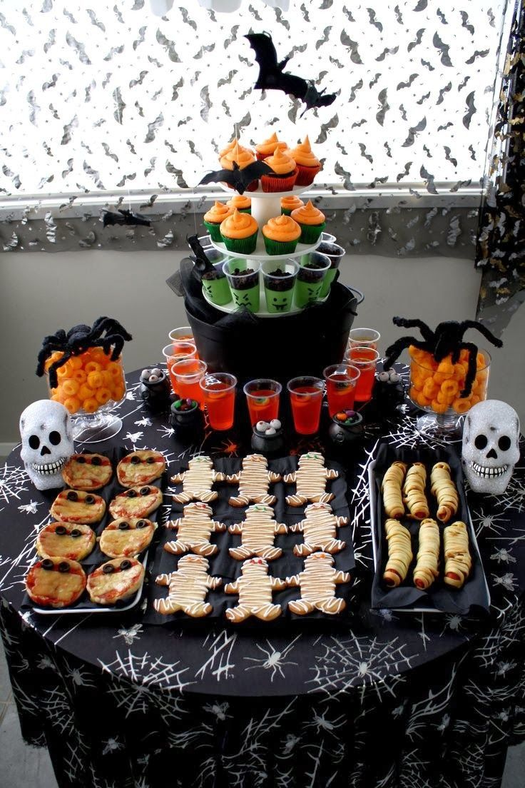 Halloween Kids Party Ideas