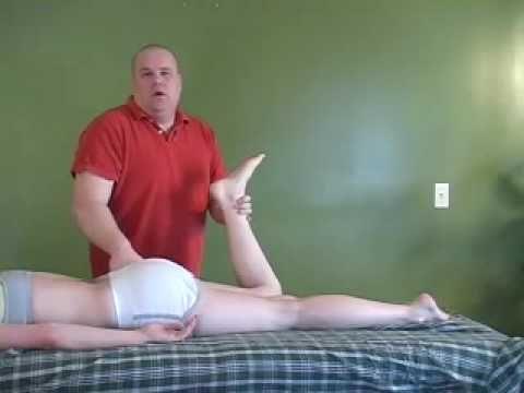Deep Tissue Massage - Piriformis Syndrome Treatment