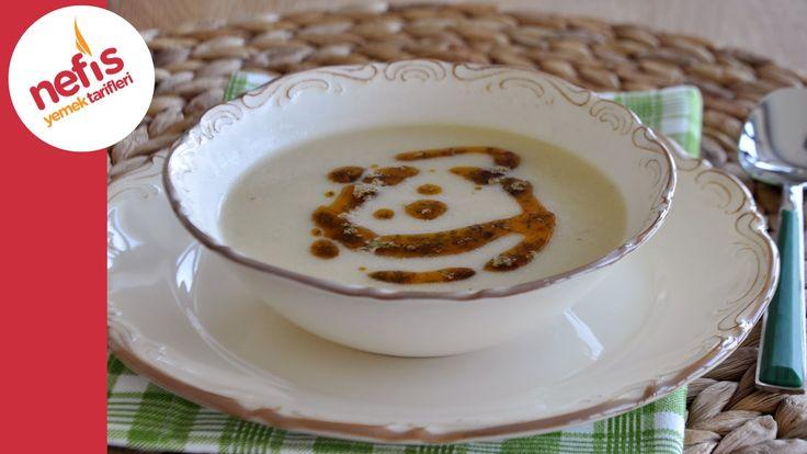 Çeşmi Nigar Çorbası Tarifi - Mercimekli Sütlü Çorba