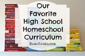 Charlotte Mason Homeschooling High School