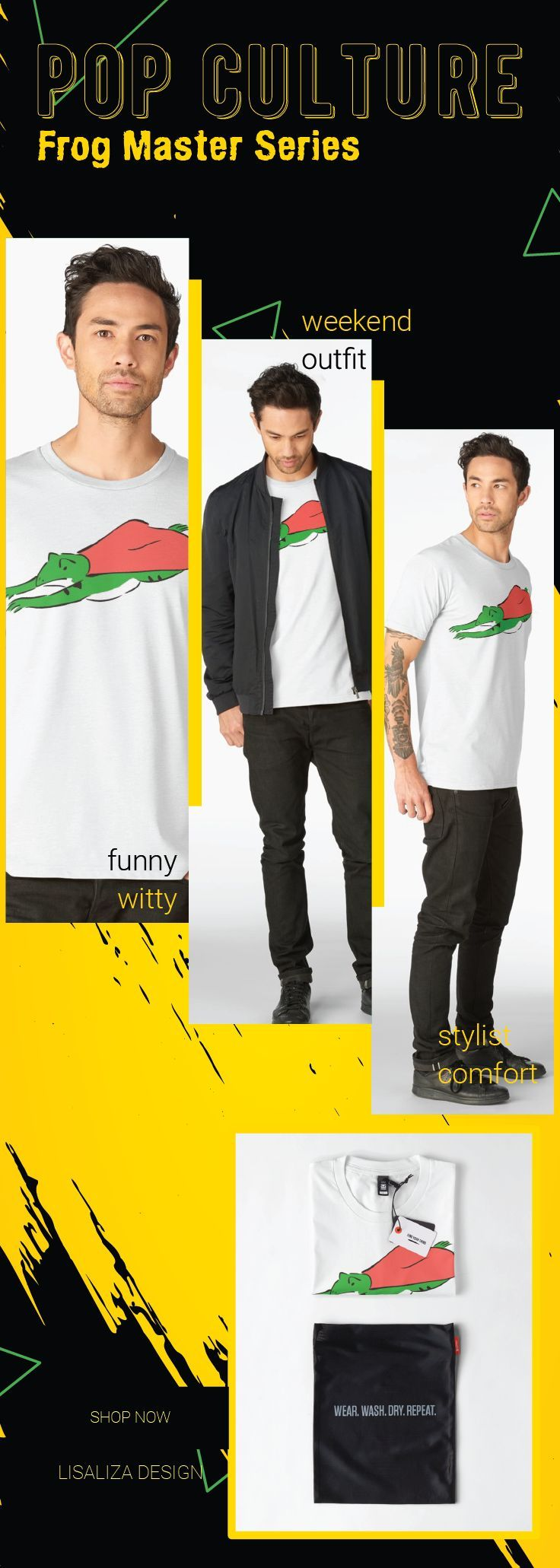 Men's Premium T-Shirt Frog Master - SuperFrog byLisaLiza Redbubble.   Get one today! Men's & Women's Sizes available.   Check out our full catalog for tons of funny ,witty & cool pop culture inspired t shirt   #PopCulture #ForTeens #Teens #Cool #Funny #Witty #Gifts #FrogMaster #RedbubbleMen   #Lisaliza #Frog #Redbubble #tumblr #Pet