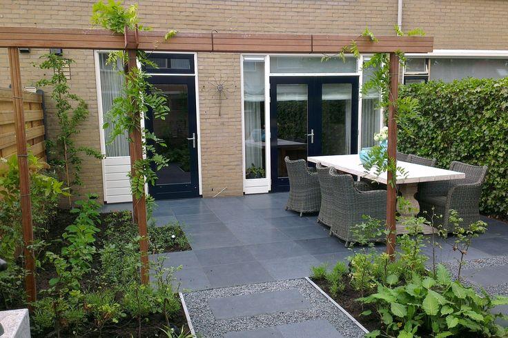 Ontwerp kleine tuin