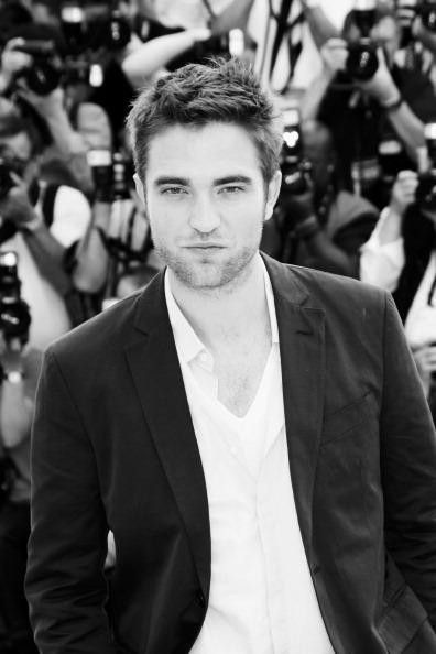 Robert Pattinson at 'Cosmopolis' premiere shoot. of course he is still my #1 choice for me fifty shades