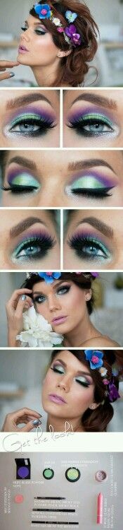 perfect for mad hatter makeup;)
