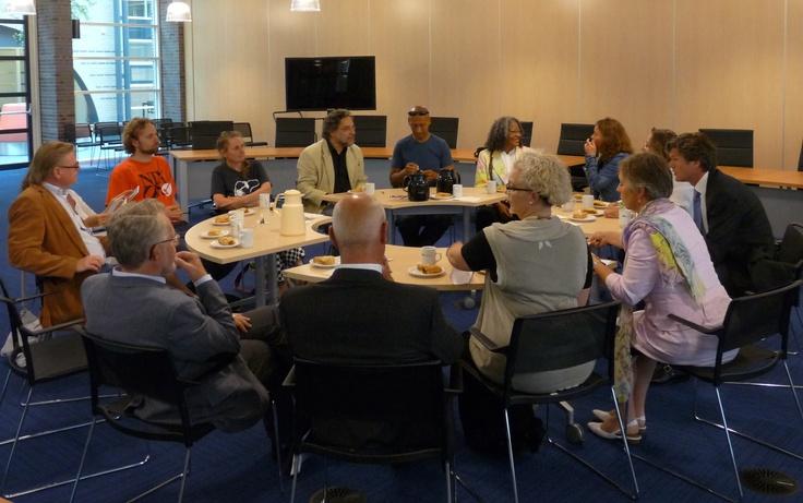 Gemeente Castricum ontmoet tien muzikanten #10x10