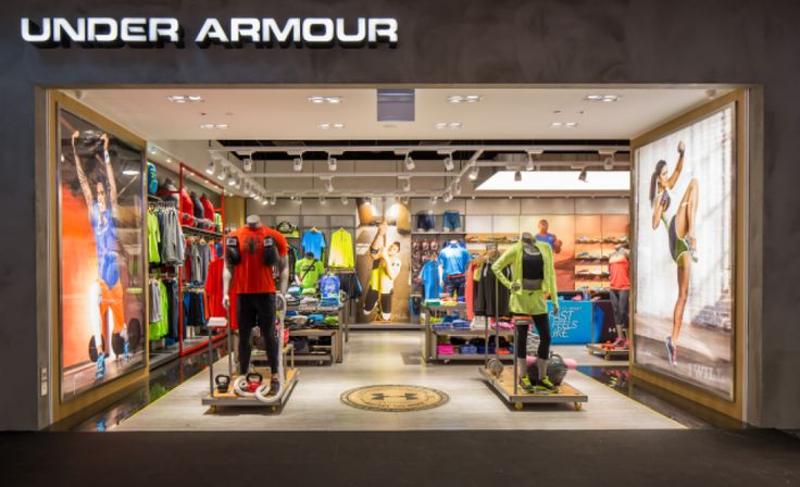 The battle of the sports brands Lululemon takes on Under