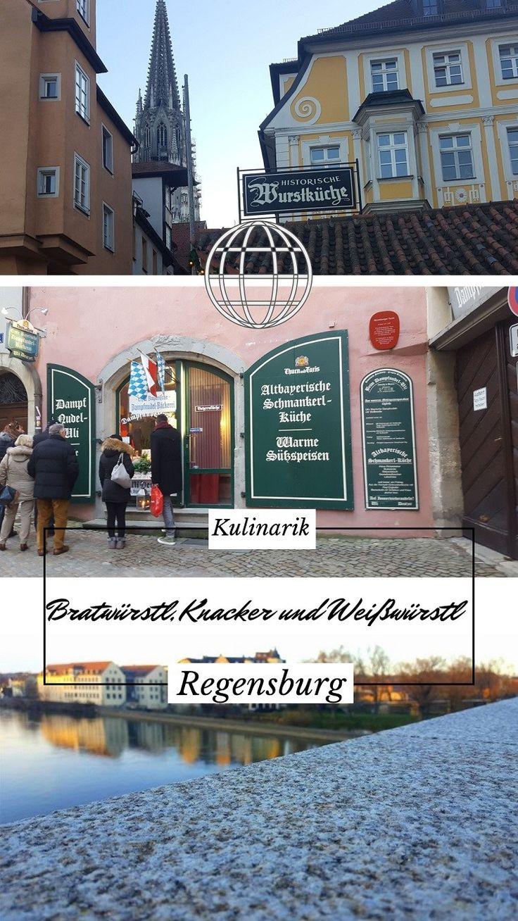 Regensburg Kulinarik- Ein Streizug durch die Geschichte mit Insidertipps!