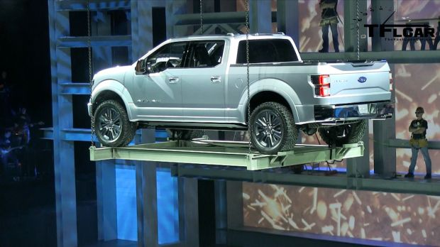 #Ford #CEO #Alan #Mulally talks about what's changing with the #upcoming New #Ford #F-150 #Pickup