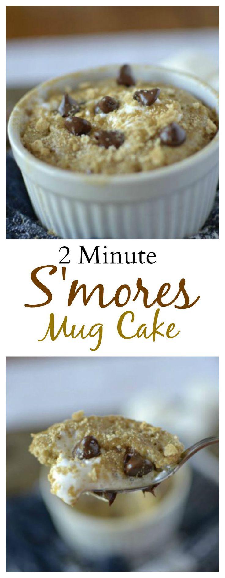 Mug Cake In Toaster Oven