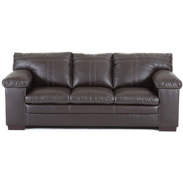 Simmons Lowell Espresso Living Room Furniture Collection ❤ liked on Polyvore featuring home, furniture, simmons furniture and simmons