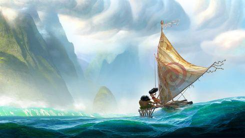 【ELLEgirl】ディズニー初!ポリネシアンのプリンセスが主役の映画を2016年公開|エル・ガール・オンライン