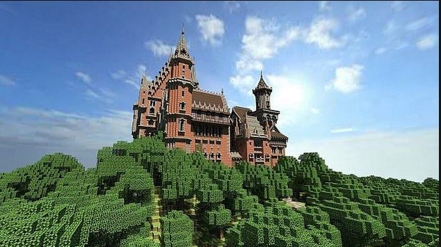 minecraft castles | Castle Svebosin Map Download for Minecraft | Minecraft Maps Download