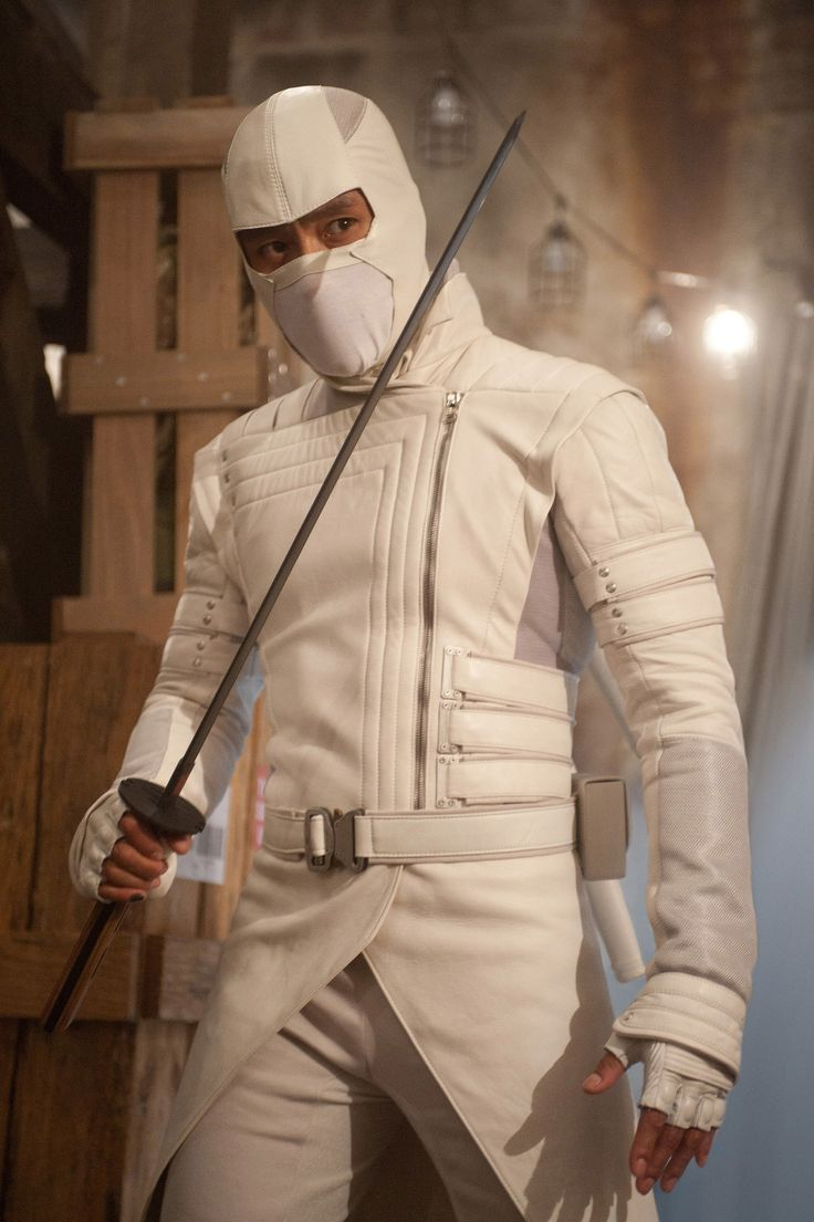 Hmm....my Storm Shadow needs this outfit for our 1st sci fi convention (whenever that goes down).