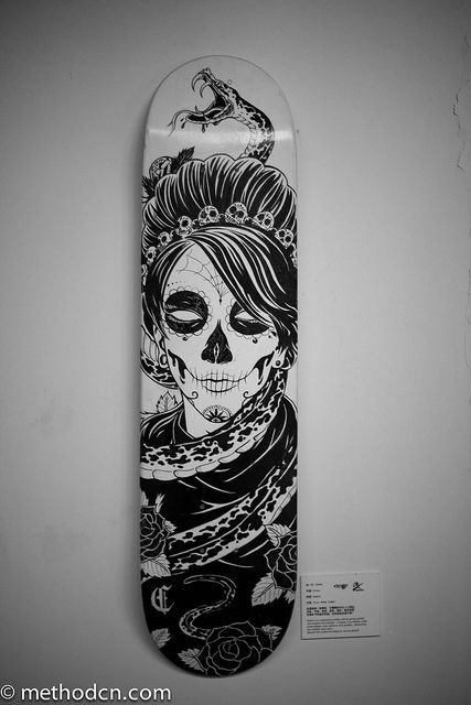 i really enjoy the amount of detail put into this my favourite parts probably being - Skateboard Design Ideas