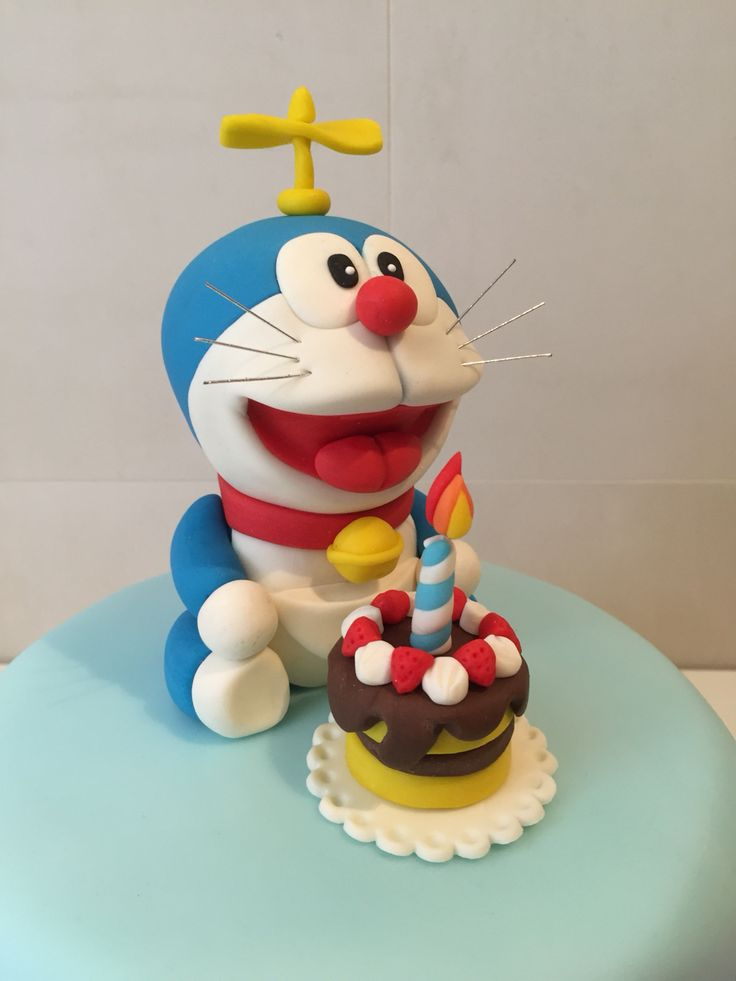 Doraemon cake   La Dolce Vita - Le torte di Bli ... Dora Cake Doraemon
