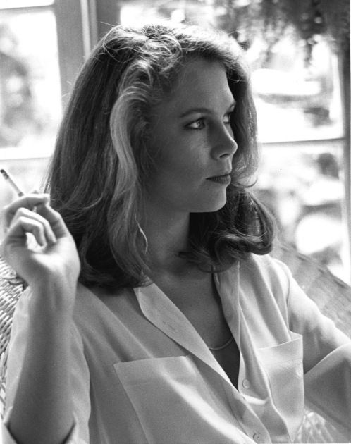Kathleen Turner- more like Kathleen Turn-on, am I right?