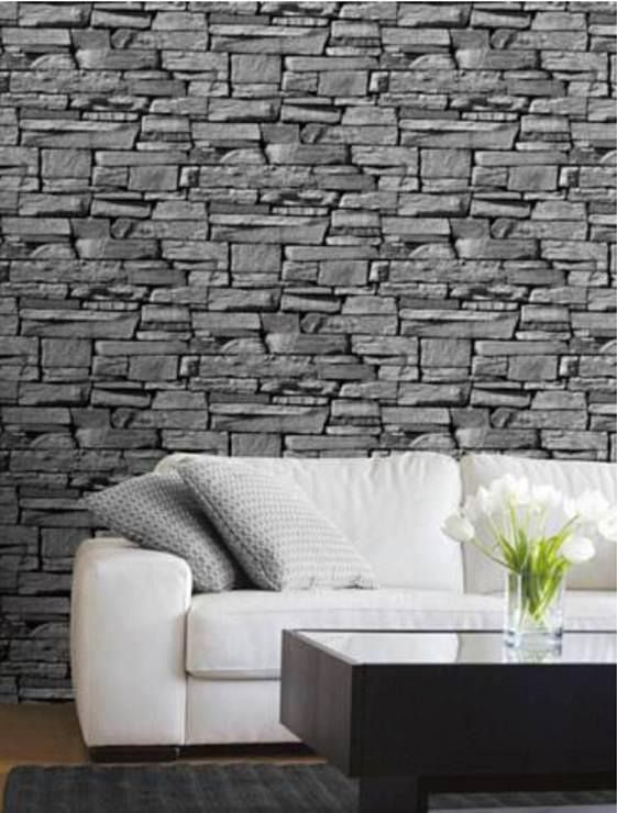 17 mejores ideas sobre papel tapiz gris en pinterest for Papel pared moderno