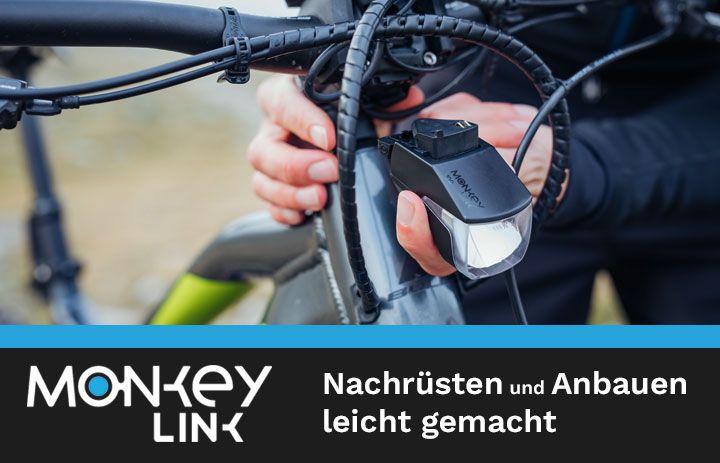 Monkeylink Nachrusten Und Anbauen Leicht Gemacht Radfahren Fahrrad Fahren Radtour