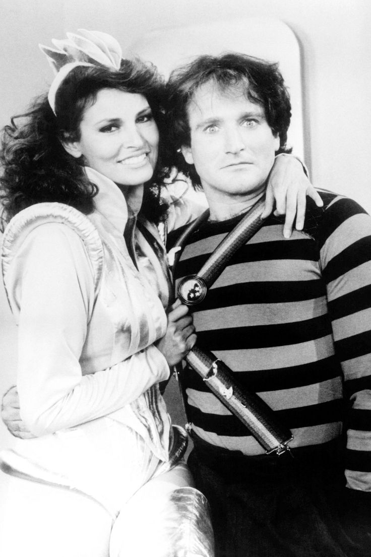 Robin Williams' Most Memorable Roles: 'Mork & Mindy' (1978-82)