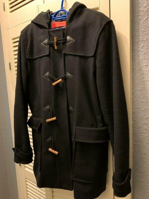 Hugo Boss Winter Mantel Jacke Xl 42 Fashion Damen