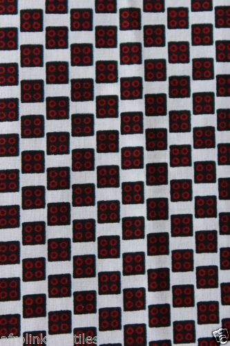 New-African-Cotton-Print-Fabric-Ankara-Stunning-Bright-Bold-Colors-Sold-Per-Yard