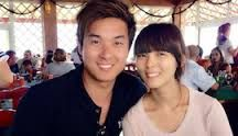 Wonder Girls' Sunye and James Park by http://www.wikilove.com