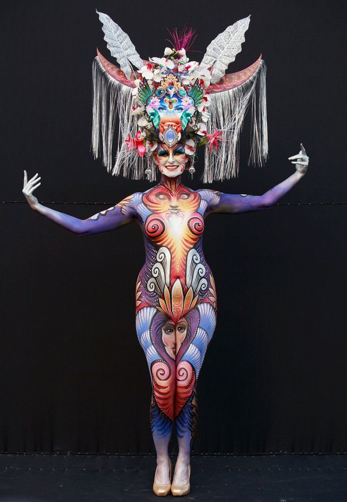 Love This In 2020 With Images Body Painting Festival Body Art Painting Body Painting