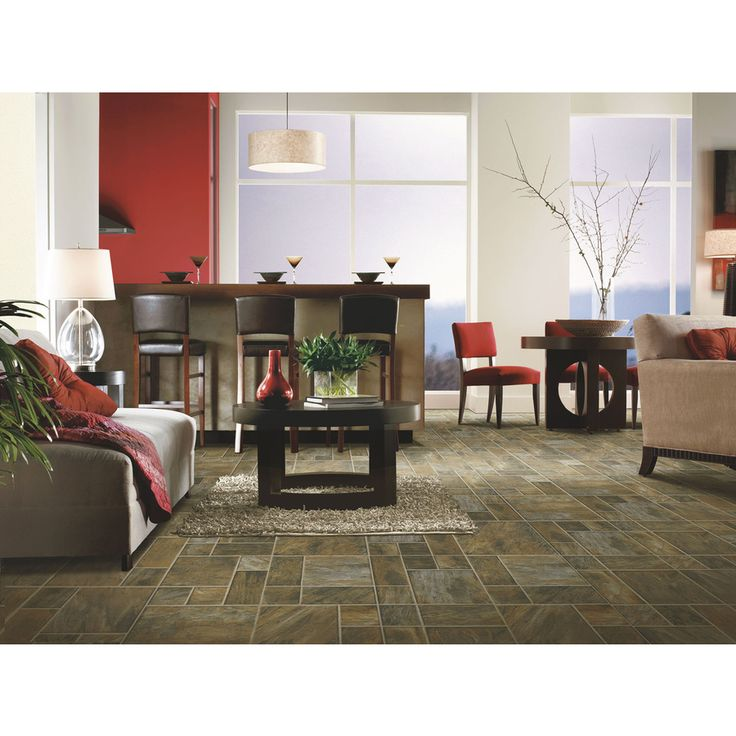 Shop Armstrong 16in W x 473/4in L Canyon Slate Laminate