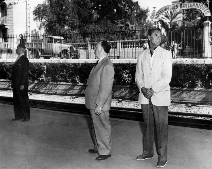 La Main au collet - Alfred Hitchcock - Cary Grant