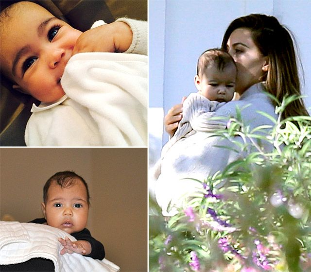 North West's Fabulous Life: Kim Kardashian and Kanye West's Daughter