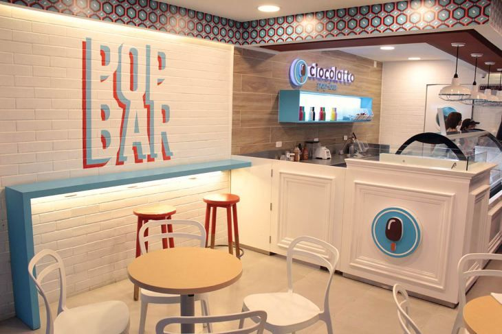 Ciocolatto Pop Bar - Heladeria - Paleteria