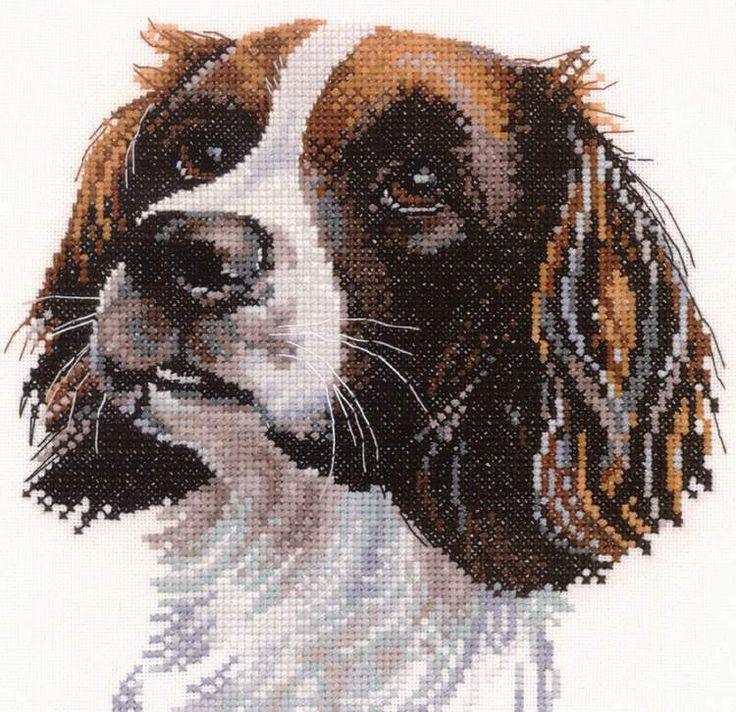 Собаки.Вышивка .. Обсуждение на LiveInternet - Российский Сервис Онлайн-Дневников