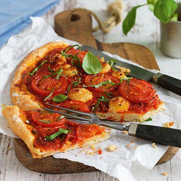 Pizza à la Veganista