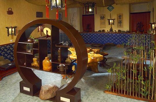 Клуб чайной культуры море чая
