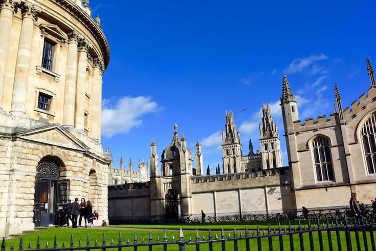 Visit Oxford University when you travel to London