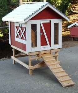 chicken coop: Decor, Backyard Chicken, Addition Storage, Chicken Coops, Barns Chicken, Quality Chicken, Wooden Crates, Outdoor Spaces, Coops Ideas