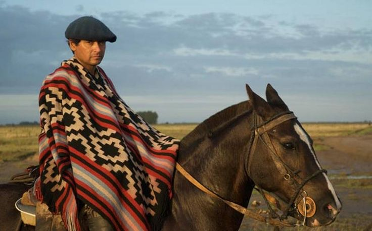 A gaucho in traditional dress at Las Viboras- Chris Moss