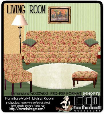 Image for Living Room D